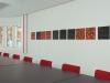 Installation von Urs Heinrich im Sitzungszimmer