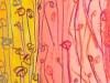 Malerei auf Papier von Urs Heinrich
