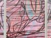 Mischtechnik auf Papier von Urs Heinrich