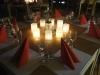 Lichtperformance von Urs Heinrich mit 70 Gästen
