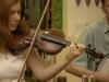 Musik im Atelier von Urs Heinrich