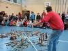 Projektwoche mit Urs Heinrich im Schulhaus Meierhöfli Emmen