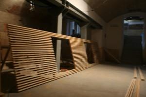 Moschti Installation