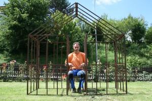 Gartenhaus mit Urs Heinrich